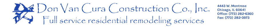 Don Van Cura Construction Co., Inc.